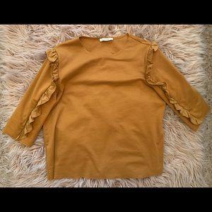 Zara blouse size L